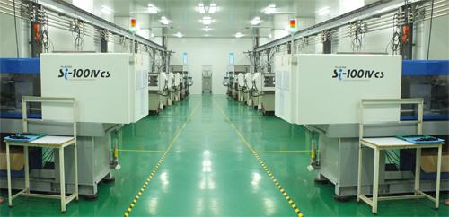 手机耳机工厂生产设备