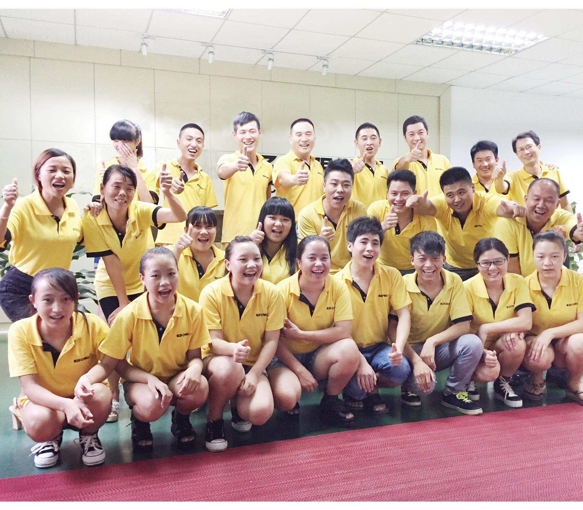 东莞市瀚康电子技术团队