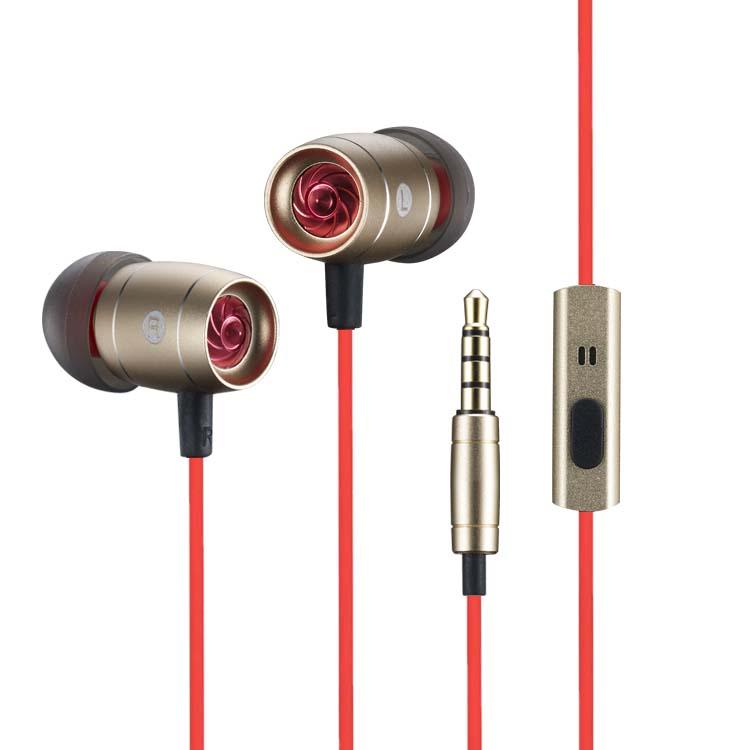 金属耳机A18